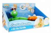 Набор игрушек для ванны Water Fun 'Веселые друзья - пингвин, черепаха, рыбка' (23146)