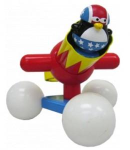 Игрушка для ванны Water Fun 'Летающий пингвинчик' (23205)