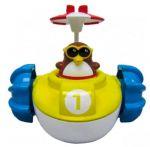 Игрушка для ванны Water Fun 'Пингвинчик на водном велосипеде' (23206)