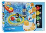 Набор игрушек для ванны Water Fun 'Пингвинчик и сумасшедший трамплин' (23143)