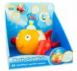 Набор игрушек для ванны Water Fun 'Пингвинчик на золотой рыбке' (23142)