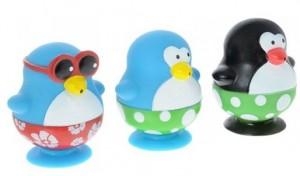 фото Набор игрушек для ванны Water Fun 'Пингвины на пляже' (23210) #2