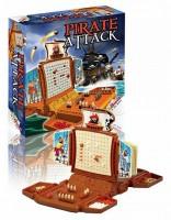 Настольная игра JoyBand 'Морской бой' (12200)