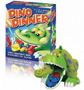 Настольная игра JoyBand 'Обед крокодила' (24400)
