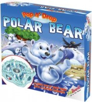 Настольная игра JoyBand 'Pop N Drop Polar Bear' (15950)