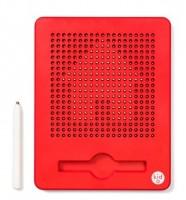 Магнитная доска Kid O для рисования, красная (10348)