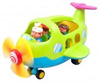 Игровой набор Kiddieland 'Самолет-путешественник' (свет, озвуч. рус. яз.) (056895)