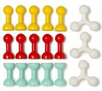 Игрушка конструктор-головоломка Kid O 'Click & Pop Links' (10455)