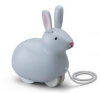 Каталка на веревке Kid O 'Прыгающий Кролик' (10443)