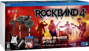 игра Rock Band 4 PS4