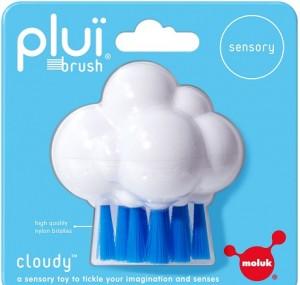 Игрушка для ванны Moluk 'Плюи Щетка-Облако' (43075)
