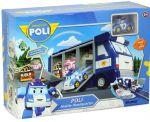 фото Мобильная штаб-квартира с контейнерами Silverlit 'Robocar Poli' (83377) #4