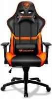 кресло Геймерское кресло Cougar Black Orange (4715302448721)