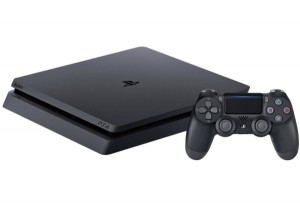 фото Sony PlayStation 4 Slim 500 Gb Black (игры Driveclub, Ratchet-an'-Clank, Horizon Zero Dawn и подписка PlayStation-Plus в подарок) (официальная гарантия) #3