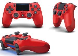 Геймпад беспроводной Sony PlayStation Dualshock V2 Magma Red