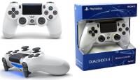 Геймпад беспроводной Sony PlayStation Dualshock v2 Glacier White (официальная гарантия)