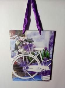 Подарок Подарочный пакет (24 x 18 x 8,5 см)
