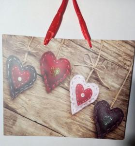 Подарок Подарочный пакет (32 x 26 x 10 см)