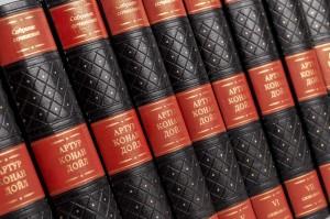фото страниц Артур Конан Дойл. Собрание сочинений в 10 томах #7