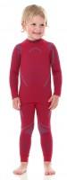 Детское термобелье Brubeck Thermo pink 92/98 (LS13670-LE12110 pink-92/98)
