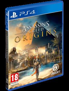 скриншот Assassin's Creed: Origins PS4 - Assassin's Creed: Истоки - Русская версия #7