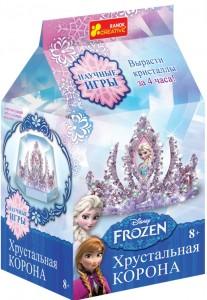 Набор для опытов 'Frozen. Хрустальная корона'