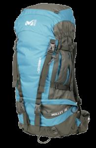 Рюкзак Millet 'ODYSSEE 45 LD Lake blue / Aluminium' (MIS1533 3268)