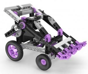 фото Конструктор Engino 'Inventor Motorized Adventure' 30 в 1, с электродвигателем (3031) #6