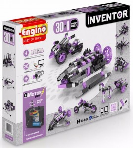 фото Конструктор Engino 'Inventor Motorized Adventure' 30 в 1, с электродвигателем (3031) #2