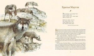 фото страниц Книга джунглей #3