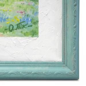 фото Картина 'Родос' 340x340 мм, масло, холст #6