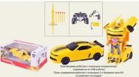Робот-трансформер на радиоуправлении 'Bumblebee' (28128)