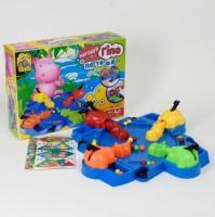 Настільна гра Fun Game 'Нагодуй гіпопотама' (7077)