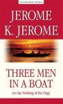 Книга Трое в лодке,не считая собаки = Three Men in a Boat