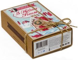 фото Шоколадный крафтовый набор 'З Новим роком' #2