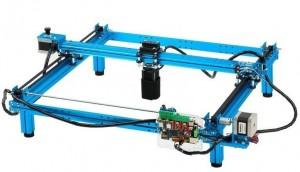 Робот-конструктор Makeblock 'LaserBot v1.0 Blue' (09.01.05)
