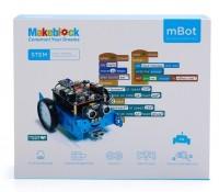 Робот-конструктор Makeblock 'mBot v1.1 BT Blue' (09.00.53)