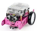 Робот-конструктор Makeblock 'mBot v1.1 BT Pink' (09.01.07)