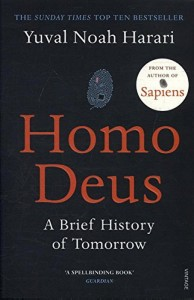 Книга Homo Deus: A Brief History of Tomorrow