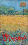 Книга Блокнот 'Ван Гог. ArtNote. Пшеничное поле'