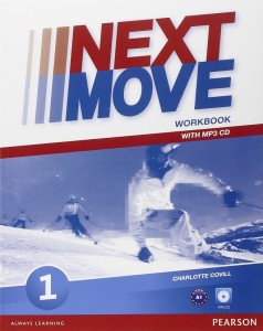 Книга Next Move 1 Workbook + MP3 Audio Pack