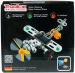 Конструктор металлический Tronico 'Самолет на солнечной батарее' 71 деталь (9735-1)
