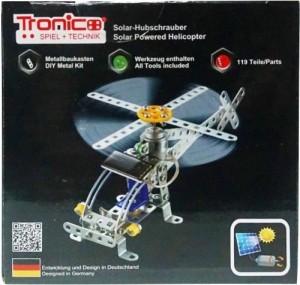 Конструктор металлический Tronico 'Вертолет на солнечной батарее' 119 деталей (9735-4)