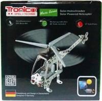 Конструктор металлический Tronico 'Вертолет на солнечной батарее' 97 деталей (9605-4)