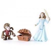 Набор фигурок Spin Master The Pirates of the Caribbean Карина и обезьянка Джек 7.5 см (SM73101-2)