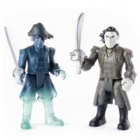 Набор фигурок Spin Master The Pirates of the Caribbean Салазар и Лесаро 7.5 см (SM73101-1)