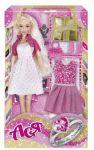 Кукла Ася 'Сияй как бриллиант' Блондинка с 2 нарядами, аксессуарами и сюрпризом 28 см (35097)