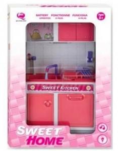 Игровой набор QunFengToys 'Кухня кукольная' (2530Р)