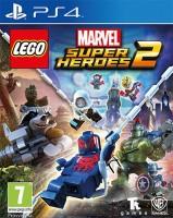 игра Lego Marvel Superheroes 2 (PS4)