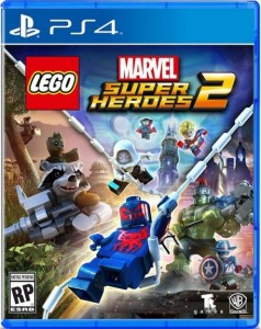 игра LEGO Marvel Super Heroes 2 (PS4, русские субтитры)